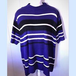 Designers Originals Turtleneck Sweater-Size 2X